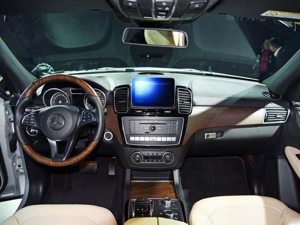 17款平行进口奔驰GLS500 高品质越野热惠-图3