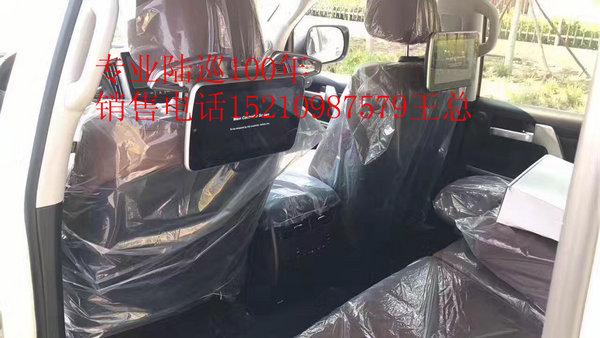 丰田酷路泽4000价格 中东版陆巡火爆让利-图5