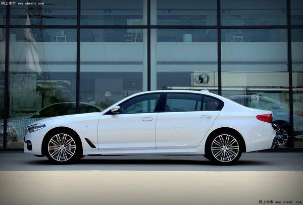 王者的对决 全新BMW 5系强势来袭-图7