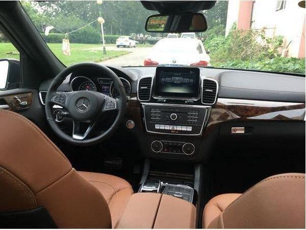 17款奔驰GLS450报价 奔驰现车分期钜惠-图4