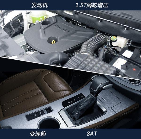 比速T5 8AT车型详细资料提前看 新增六大配置-图5