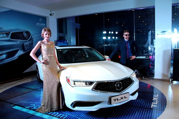 广汽Acura ALL NEW TLX-L石家庄上市会-图14