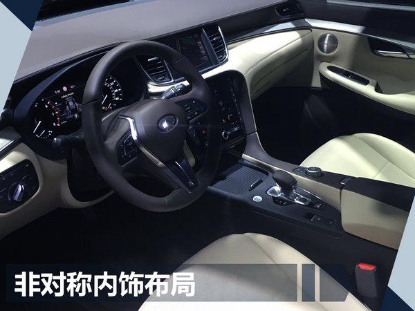 英菲尼迪全新一代QX50正式发布 明年入华国产-图6