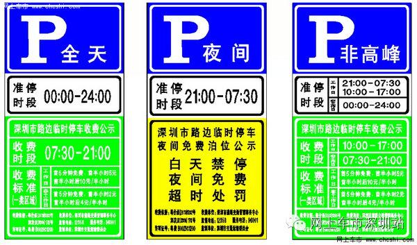 2万余个路边临时停车位分布在全市259条道路上. 2.收费标准是怎样的?