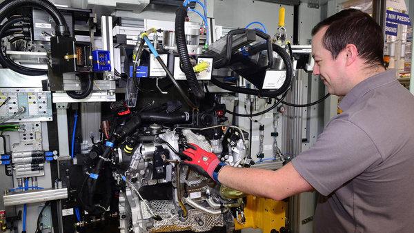 捷豹首款Ingenium引擎投产 新SUV将搭载-图5