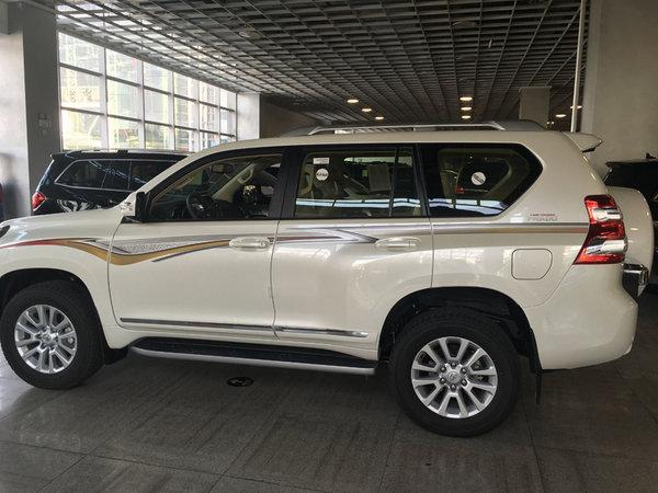 2017款丰田霸道4000 独家特惠享舒适之旅