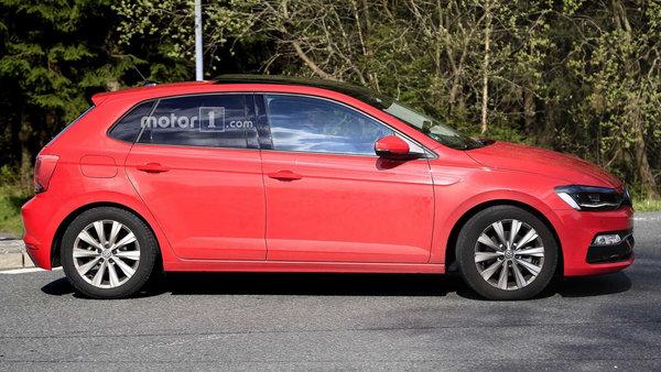 大眾換代Polo 6月將投產 車內空間增大-圖5