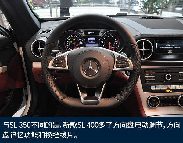 奔驰SL级1月21日团购 顶级家轿卓越促销-图5