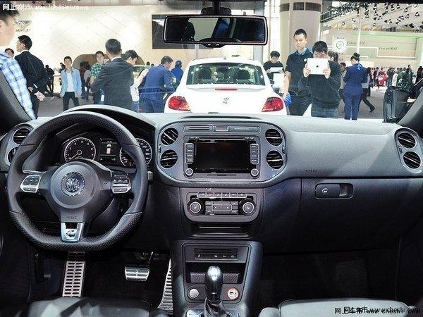 银川购大众进口Tiguan  限时优惠6.98万