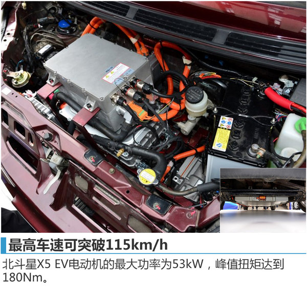 北斗星将推新能源版本车型 明年1月上市-图1