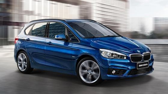新BMW 2系旅行车 二胎时代的出行新方式-图9