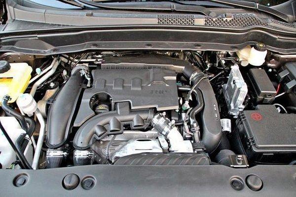 新实力中级SUV 风神新AX7济南正式上市-图5