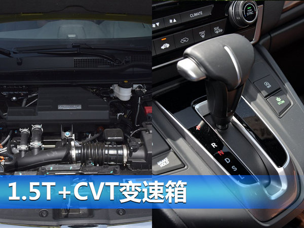 东风本田全新CR-V正式上市 18.58-23.88万元-图7