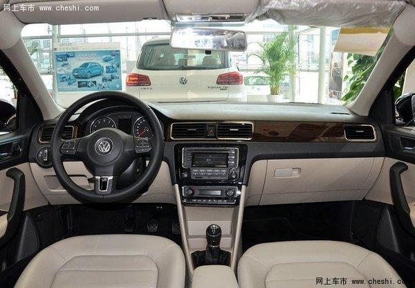 沧州全新桑塔纳优惠1.8万元 现车销售-图3