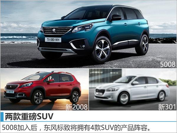 东风标致规划三款新车 2017将成SUV年-图3