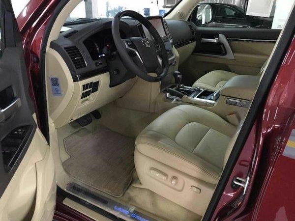 17款丰田V8热销全国 酷路泽5700中东价格-图5