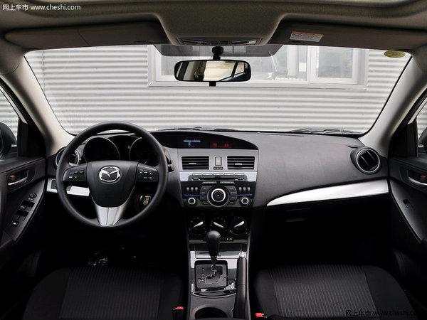 长安马自达3星骋现车销售 优惠1.5万元-图5
