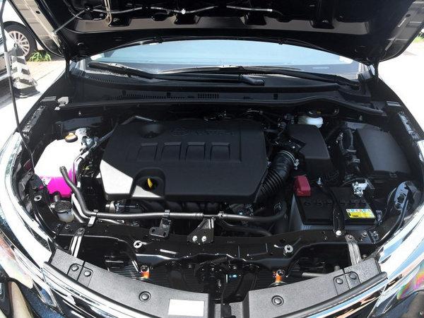 丰田雷凌优惠1.2万 降价竞争丰田卡罗拉-图4