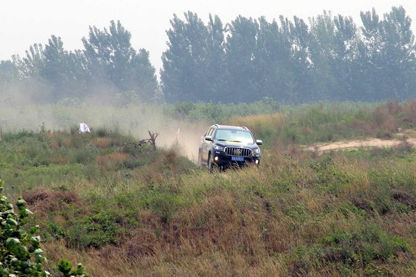 河北申瑞T60深度试驾暨V80自动档体验营-图28