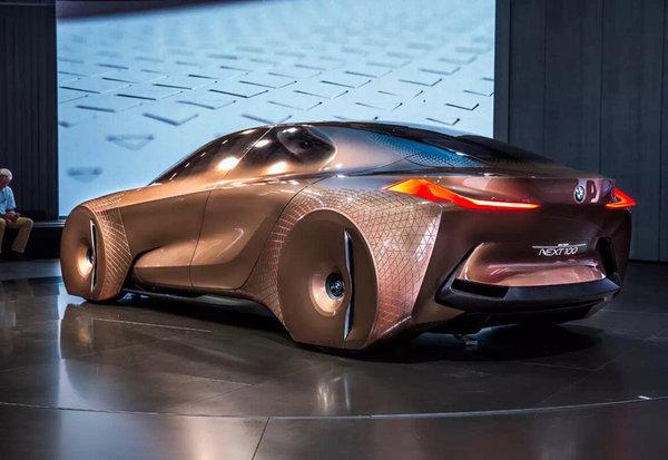 预示未来 宝马100周年概念车于国内首发-图6