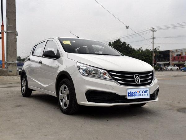 宝骏310售价3.68万 降价竞争吉利熊猫-图2