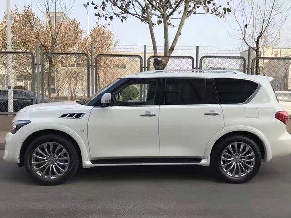 2017款英菲尼迪QX80 现车特价优惠大促销-图4