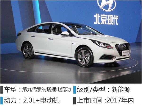 韩系品牌2017年将推出车型汇总 共13款-图6