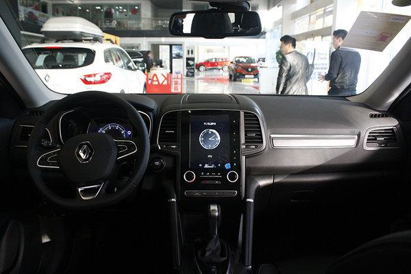 雷諾全新科雷傲 新車到店實拍-圖6