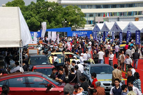 无锡人自己的车展 访群策总经理康靖先生-图3