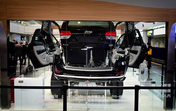全新Jeep大切诺基拆骨品鉴 用原始的方式还原强大-图9
