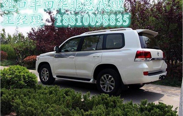 丰田酷路泽4000中东版 兰德酷路泽价格-图3