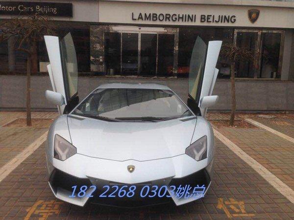 兰博基尼LP700新报价 大型超跑炫酷上线-图3