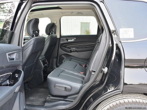 首付5万开走中大型SUV 四款主流SUV车型推荐-图10