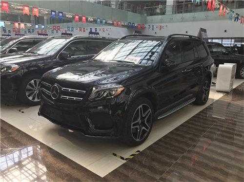 奔驰越野车价格 GLS450 最低仅需100万