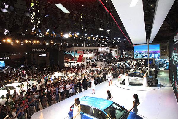 第17届东莞国际车展十一盛大开幕-图4