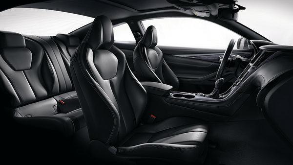 豪华运动双门轿跑全新英菲尼迪Q60-图10