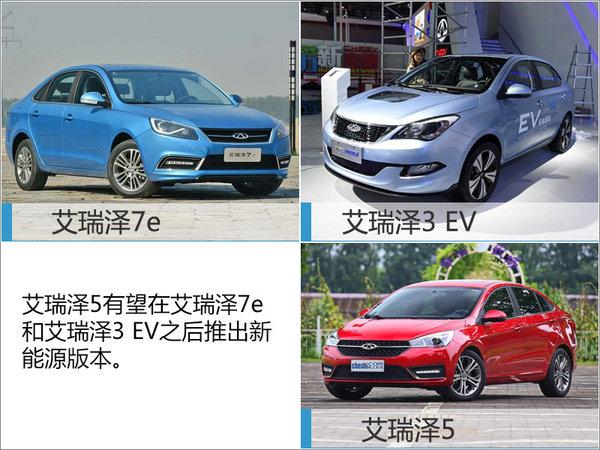 奇瑞将发布新能源战略 推多款电动SUV-图2