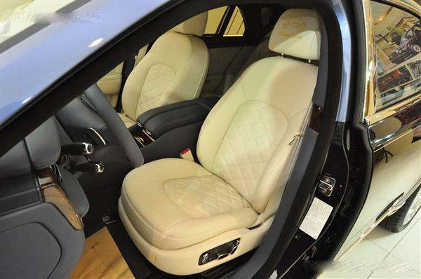 2016款宾利慕尚V8报价 年底巨献土豪专驾-图6