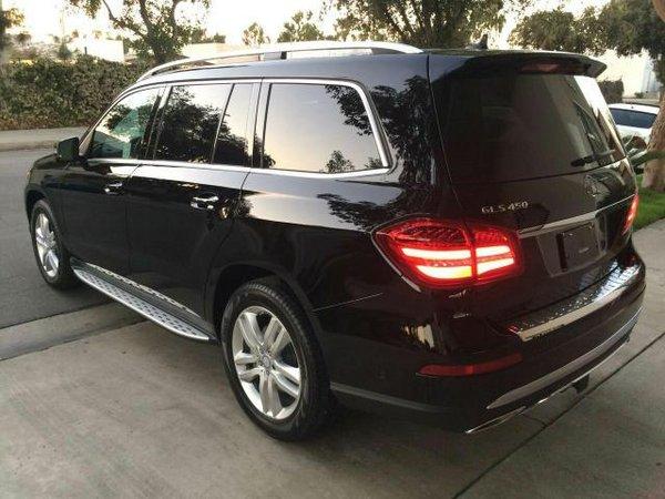 2017款奔驰GLS450 原装七座SUV闪闪夺目-图3