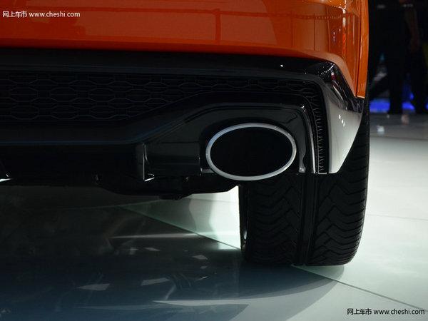 光靠颜值就能征服你 盘点广州车展十大最美车型-图9