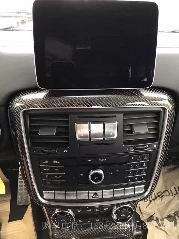 2017款奔驰G500 4x4复古型座驾领衔优惠-图6