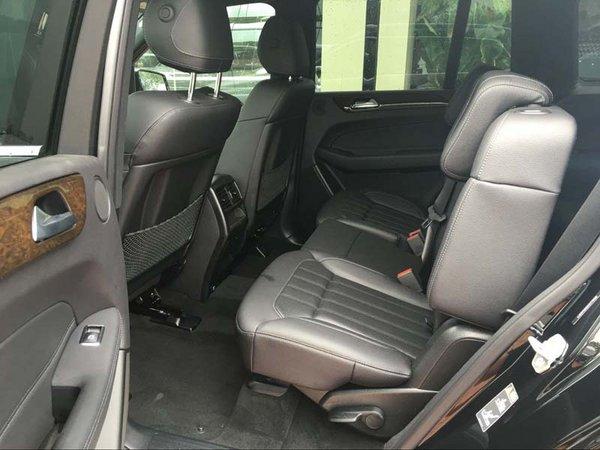 2017款奔驰GLS450现车 天津专卖特降热惠-图7