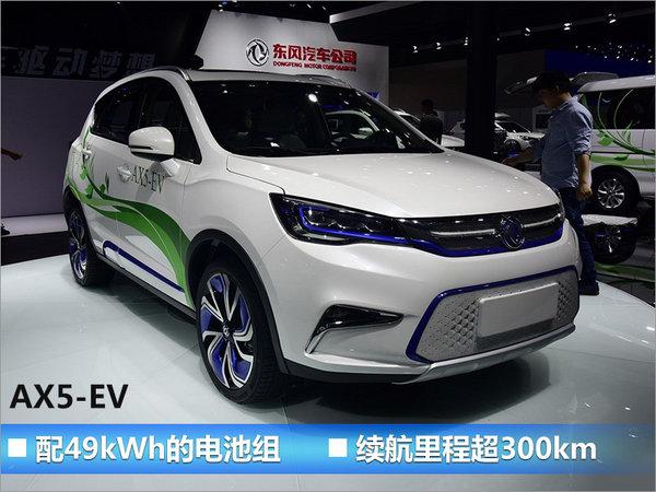 东风风神将推5款车 首款混动SUV年内上市-图4