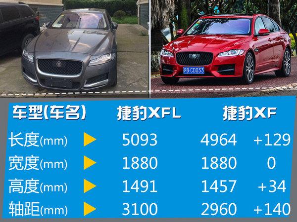 捷豹首款国产车无伪谍照曝光 9月将上市-图4