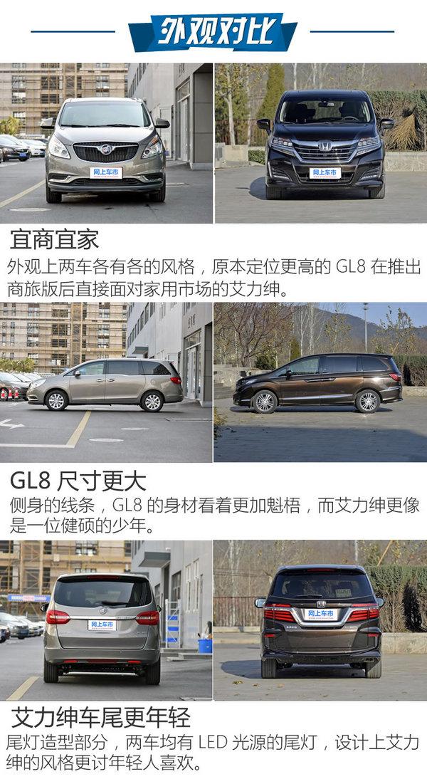 有家就有你 别克GL8商旅版对本田艾力绅-图4