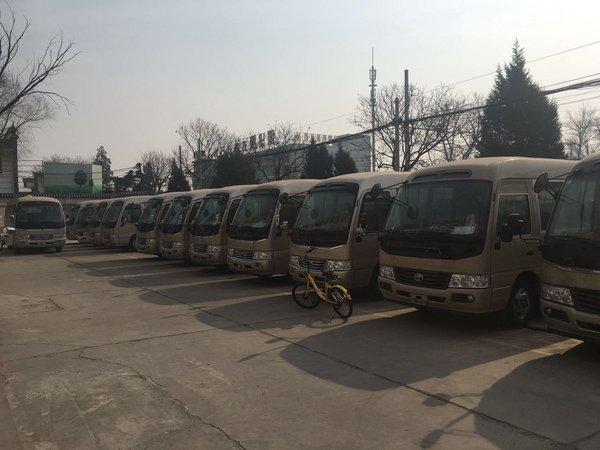 丰田柯斯达北京大量现车全国总代理批发-图1