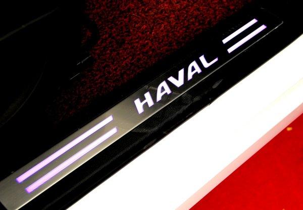石家庄实拍2017款红标哈弗H6 Coupe-图14
