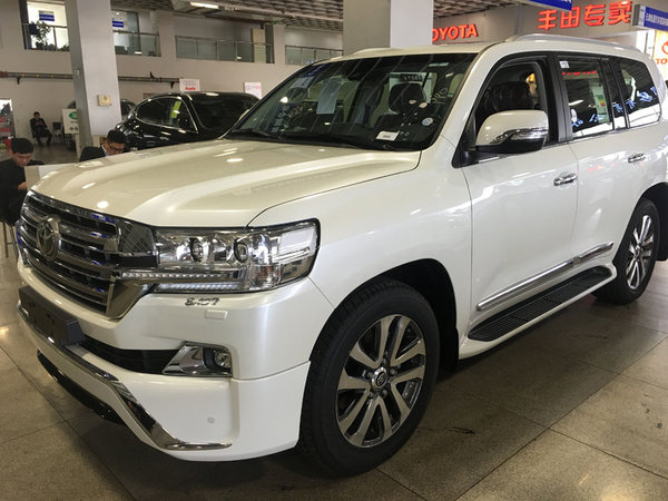 17款丰田酷路泽5700 超高福利降价全民抢-图4