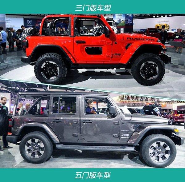 Jeep全新牧马人将入华 首搭2.0T/4月25日上市-图3
