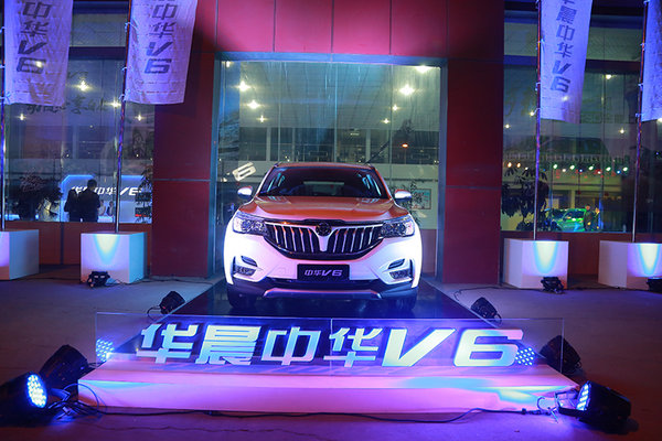 宽体SUV是刚需 中华V6到细分市场称王-图1